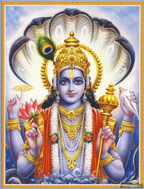 Lord Vishnu as Parabrahman for Vaishnavas